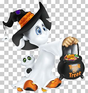 Ghost Trick Halloween PNG