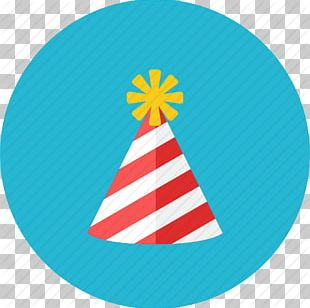 Computer Icons Party Hat Birthday PNG