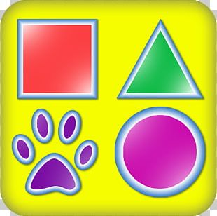 Shapes And Colors Child Learning Game Learn Shapes PNG