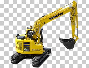 Komatsu Limited Caterpillar Inc. Excavator Hydraulics Earthworks PNG