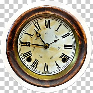 Alarm Clock Antique PNG