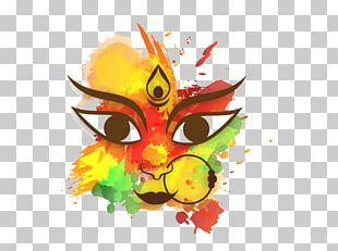 Durga Puja Dussehra Happiness Navaratri PNG