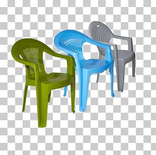 Table Garden Furniture Plastic Chair PNG