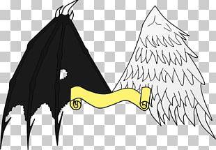 Angel Demon Drawing Devil PNG