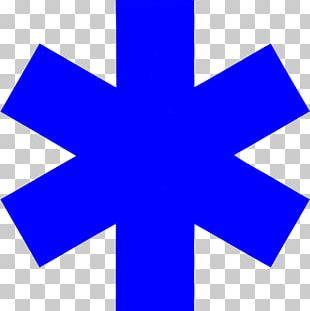 Star Of Life Emergency Medical Services Emergency Medical Technician Symbol PNG