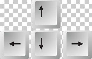 Keyboard Arrow Keys PNG