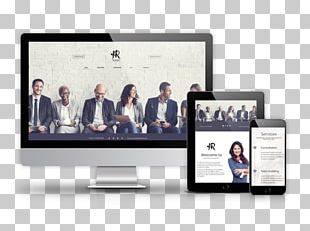 Web Template System Business Human Resource Management Joomla PNG