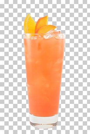 Sex On The Beach Lemonade Harvey Wallbanger Cocktail Garnish Tequila Sunrise PNG