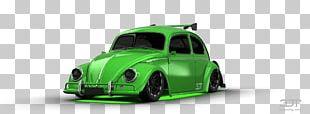 Volkswagen Beetle City Car Motor Vehicle PNG