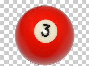 Billiard Balls Three-ball Billiards Pool PNG