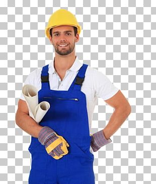 Construction Worker Building Architectural Engineering PNG