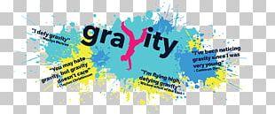 Gravity NZ Trampoline Park GravityNZ Manukau Trampoline Park Jumping Logo PNG