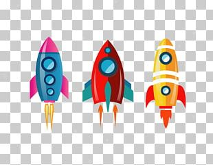 Outer Space Spacecraft Rocket Spaceship Flight PNG