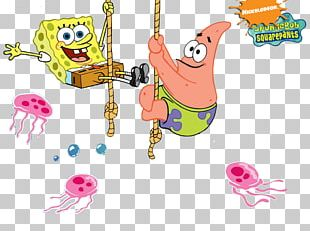 Patrick Star SpongeBob SquarePants Plankton And Karen Krusty Krab PNG