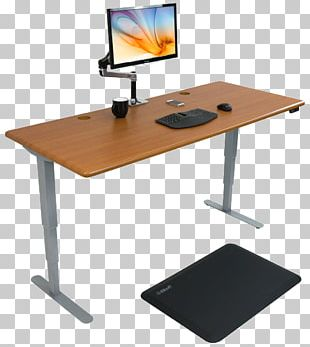Standing Desk Sit-stand Desk Treadmill Desk PNG
