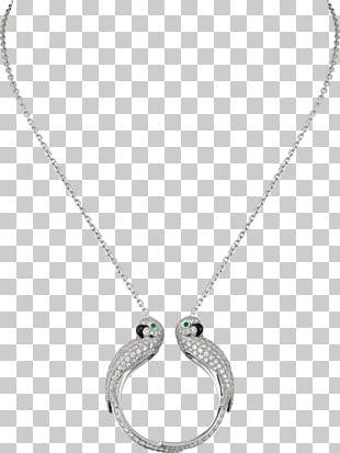 Locket Cartier Jewellery Lovebird Gold PNG