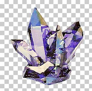 Minerals And Crystals Crystal Healing Quartz Metal-coated Crystal PNG