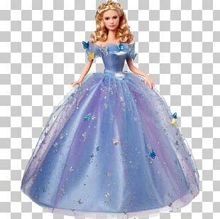 Toy Doll Cinderella Barbie Disney Princess PNG