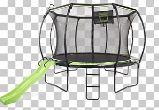 Trampoline Safety Net Enclosure Springfree Trampoline Trampette Sporting Goods PNG