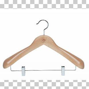 Clothes Hanger T-shirt Wood Clothing Pants PNG