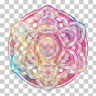 T-shirt Hoodie Mandala Tie-dye Meditation PNG