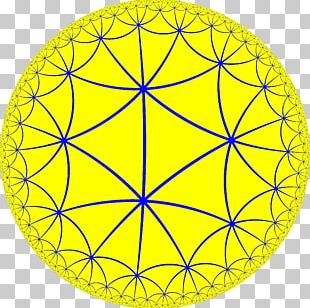 Tessellation Hyperbolic Geometry Triangular Tiling Uniform Tilings In Hyperbolic Plane Euclidean Tilings By Convex Regular Polygons PNG