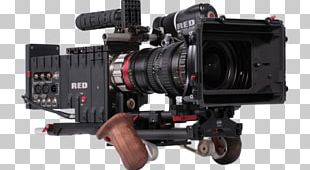 Red Digital Cinema Camera Company 4K Resolution Digital Movie Camera Film PNG