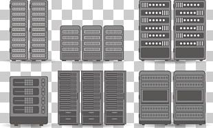 Server Euclidean 19-inch Rack Icon PNG