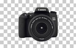 Canon EOS 750D Canon EF-S 18–135mm Lens Canon EOS 77D Camera Digital SLR PNG