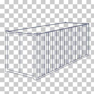 Operational Efficiency Cage Container Material PNG