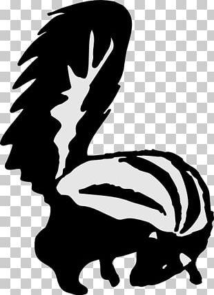 Pepxe9 Le Pew Skunk PNG