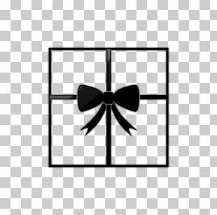 Christmas Gift Ribbon PNG