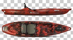 Kayak Predator Old Town Canoe Boat PNG