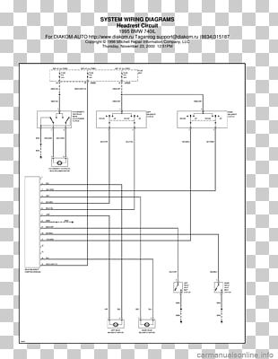 BMW Wiring Diagram Electrical Wires & Cable Circuit Diagram PNG