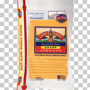 Land O'Lakes Delicatessen American Cheese Swiss Cheese PNG