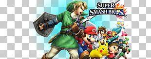 Super Smash Bros. For Nintendo 3DS And Wii U Super Smash Bros. Brawl Super Mario Bros. PNG
