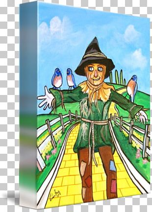 Scarecrow The Wizard Of Oz Drawing Illustration Painting PNG