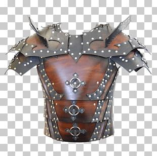 Breastplate Plate Armour Cuirass Body Armor PNG