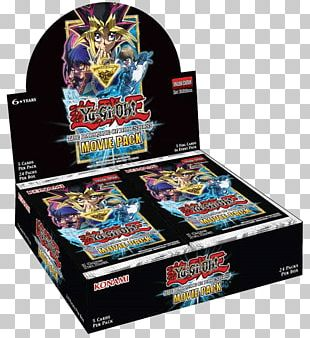 Yu-Gi-Oh! Trading Card Game Collectible Card Game Booster Pack PNG