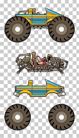 Car Motor Vehicle Tires Monster Truck Wheel PNG
