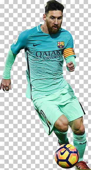 Lionel Messi 2015–16 FC Barcelona Season Jersey Team Sport PNG