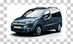 Citroen Berlingo Multispace Citroën DS Car Van PNG