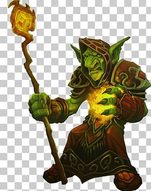 Green Goblin World Of Warcraft Folklore PNG