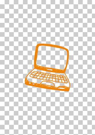 Laptop Drawing PNG