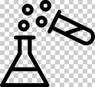 Computer Icons Chemistry Laboratory Flasks Chemical Reaction PNG