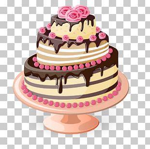 Birthday Cake Cupcake Bakery Wedding Cake Christmas Cake PNG