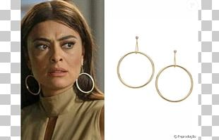 Juliana Paes Earring Totalmente Demais Eyebrow PNG