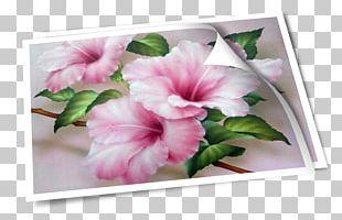 Flower Floral Design Oil Painting Art PNG