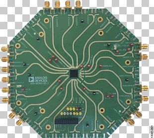 Analog Devices Microcontroller Electronics Field-programmable Gate Array Integrated Circuits & Chips PNG