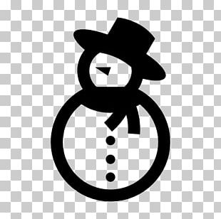 Scarf Snowman Hat PNG